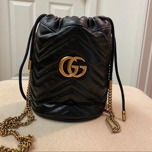 Gucci mini bucket bag
